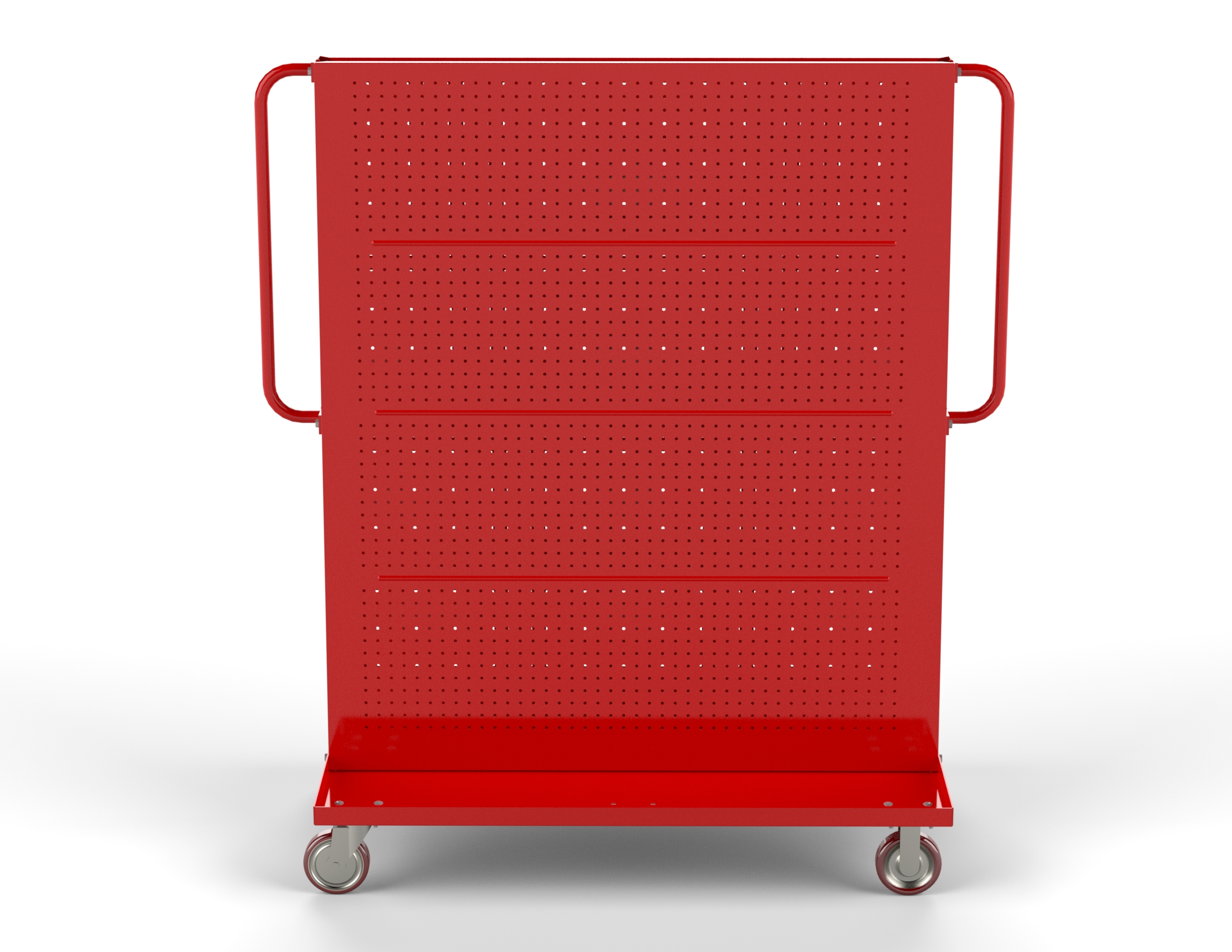 Modular mobile a frame cart badger industrial supply and for Modular a frame