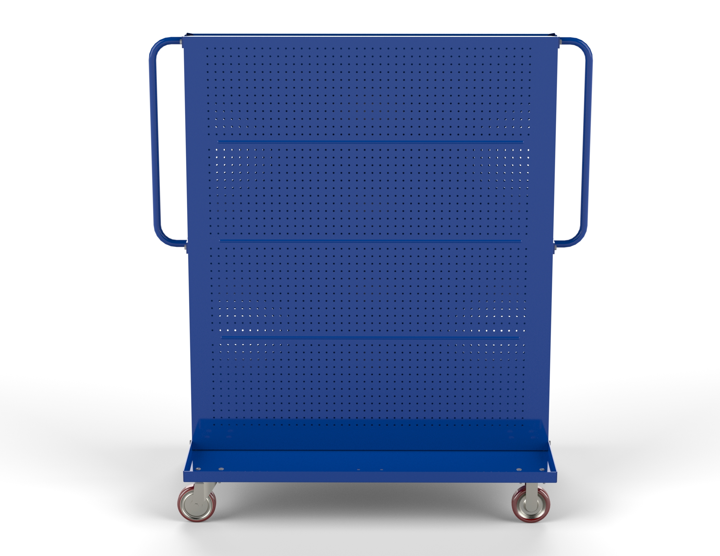 Modular Mobile A Frame Cart Badger Industrial Supply And